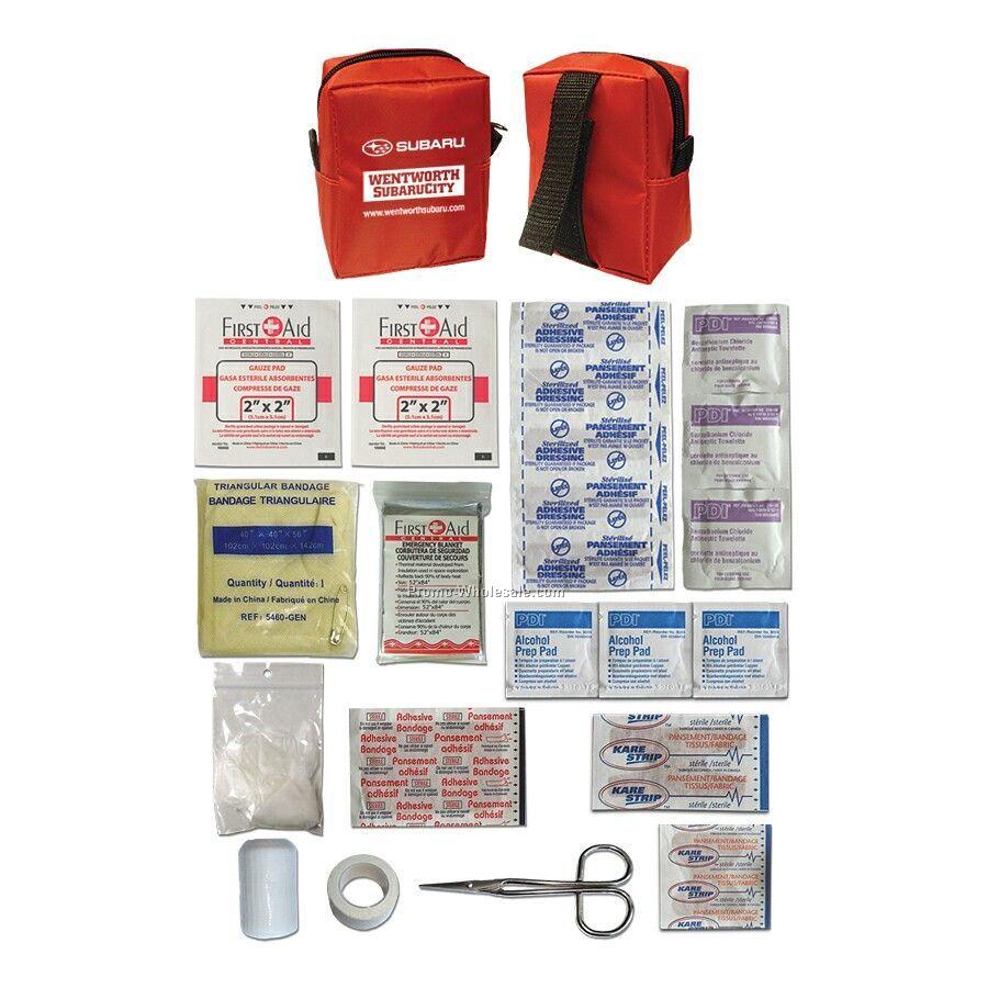 Basic First Aid Kit Basic Sportsman First Aid Kit