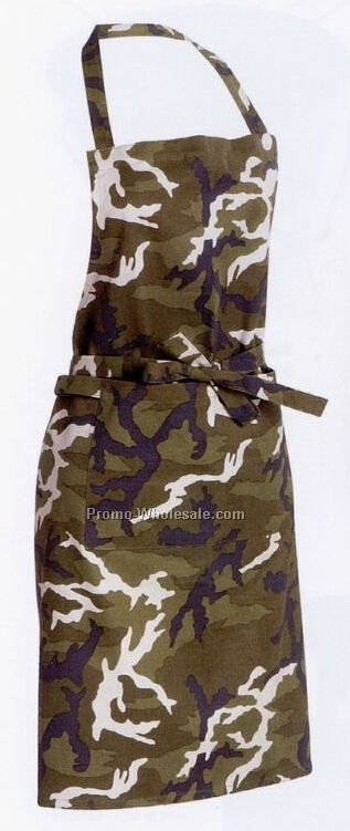 Chef's Apron - Camouflage