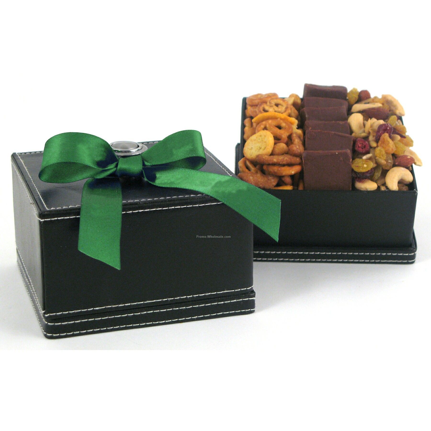 Executive Sweet & Savory Knob Box