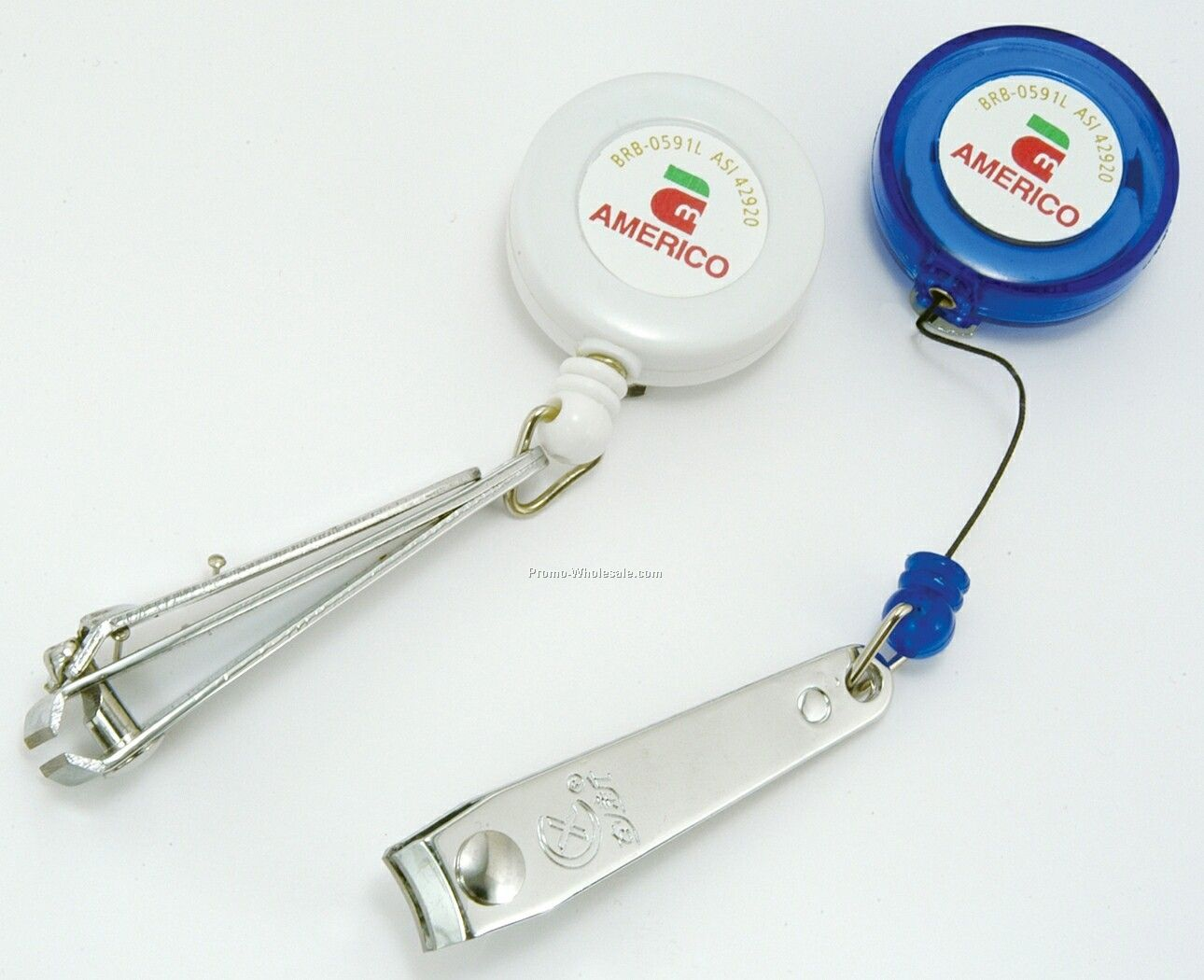 Fishing Line Cutter Retractable Nail Clipper