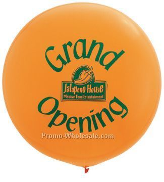 """Giant Latex Balloons - Standard Colors - 36"""""""