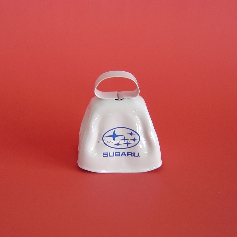 Highland Cowbell - 1 Side 1 Color Imprint (Custom Colors)