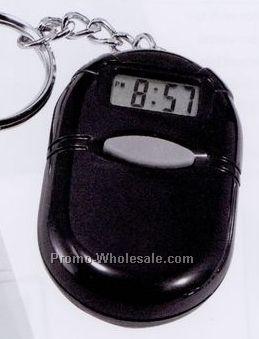 talking alarm clock keychain instructions