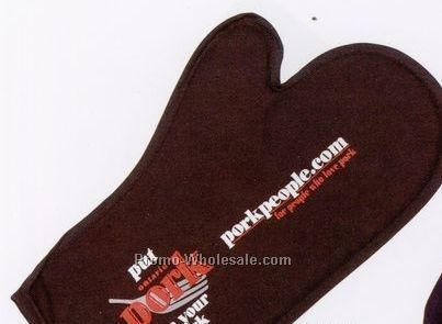 "Oven Mitts - Pair (13""x8"")"