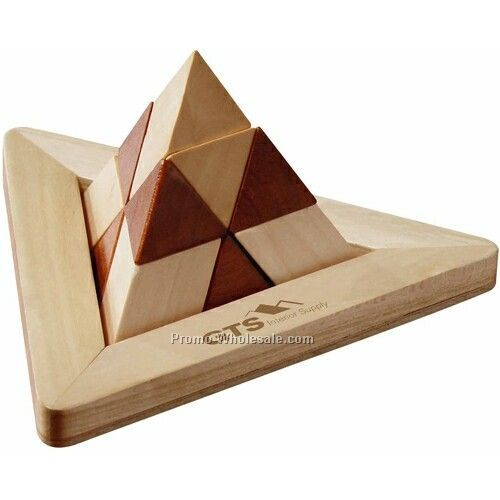 Perplexia Brain Bender Master Pyramid