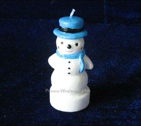 Snowman - Scented Candle