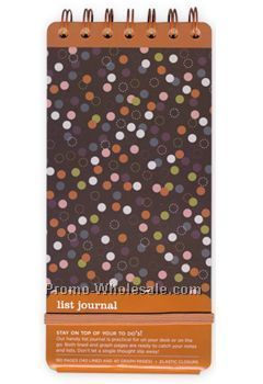 Toffee Dots List Journal