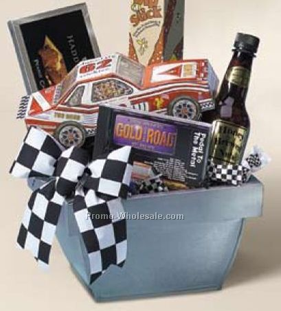 Victory Lap Gift Basket