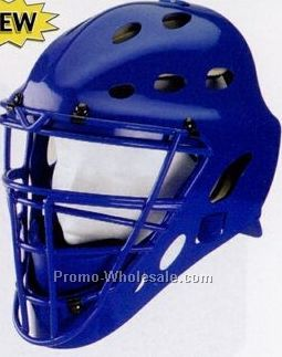 Youth Adjustable Hockey Style Catchers Mask