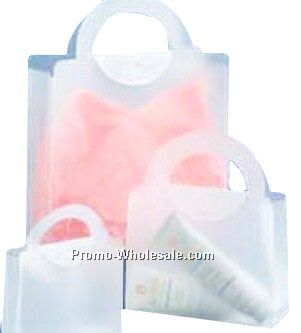 """9-1/8""""x2-1/2""""x9"""" Envision Packaging Plastic Boxes - Self Handle Purse"""