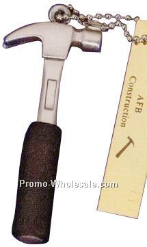 Hammer With Ruler Elegant Timeless Keepsake