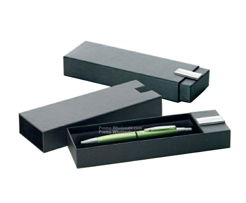 Slide Open Single Pen Box