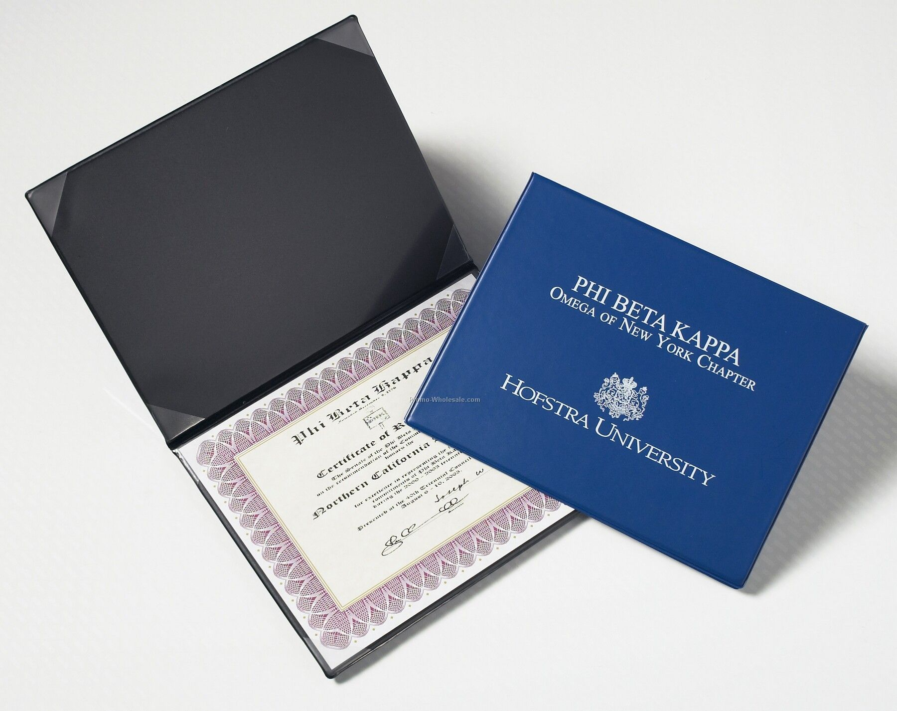 Paper Certificate Holders Certificate Diploma Holder