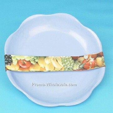 23-1/2cm Round Plate