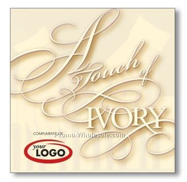 A Touch Of Ivory Relaxation Compact Disc In Jewel Case/ 10 Songs