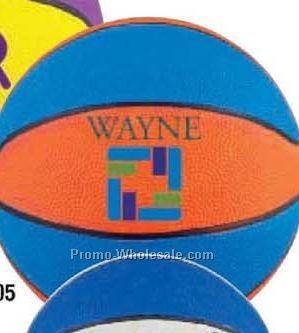 "Custom 7"" Mini Basketball"