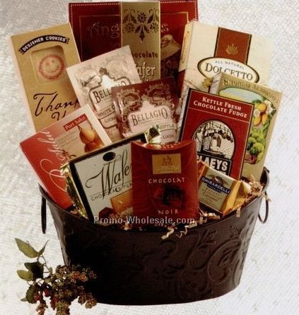 Executive Elegance Gift Basket