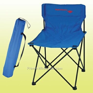 Folding Chair With Carry Case