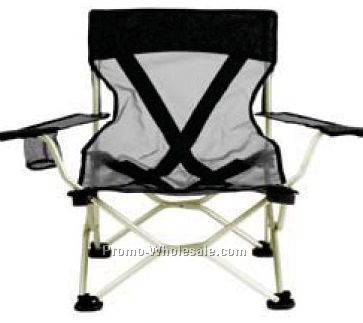 French Cut Portable Chair