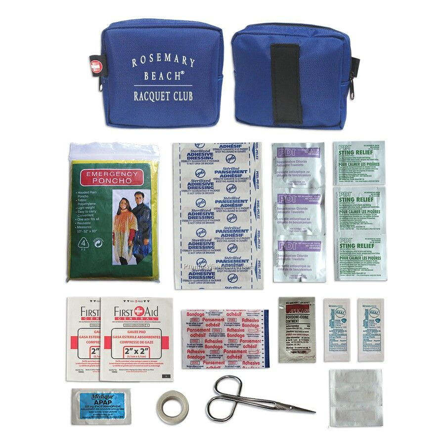 Jogger's First Aid Kit