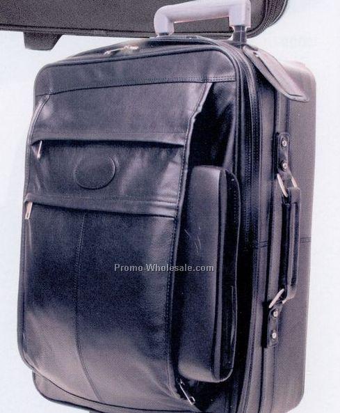 Leather Roll On Travel Case (Full Grain)