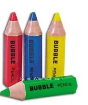 Pencil Bubbles