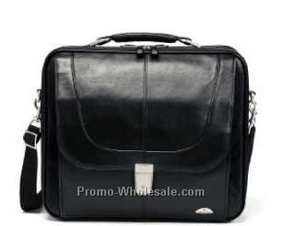 Xt780 Leather Notebook Briefcase