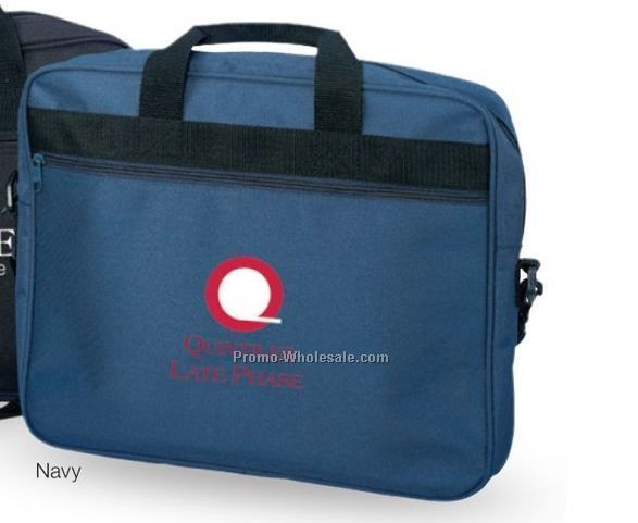 The Quick Closer Classic Standard Briefcase (5 Day Service)