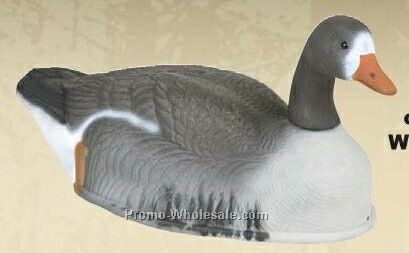White Fronted Goose Decoy