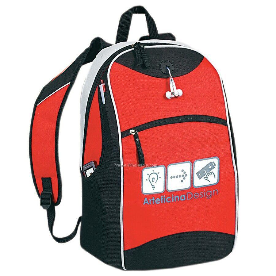 """elite"" Laptop Backpack"