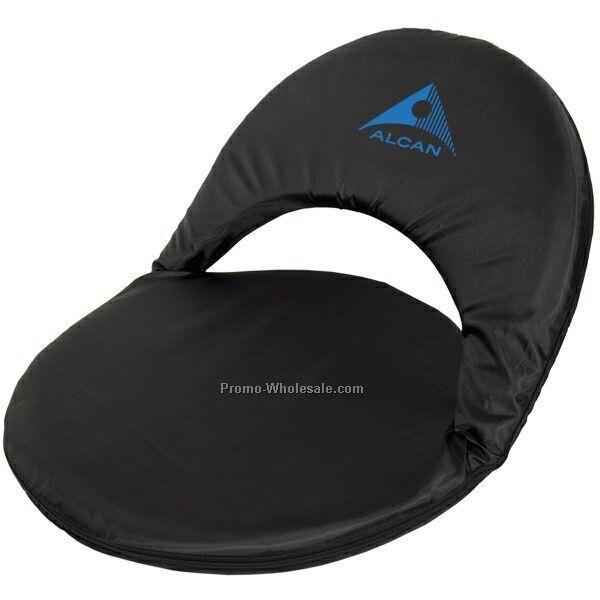 """22""""x30"""" Portable Chair Seat Cushion (Imprinted)"""