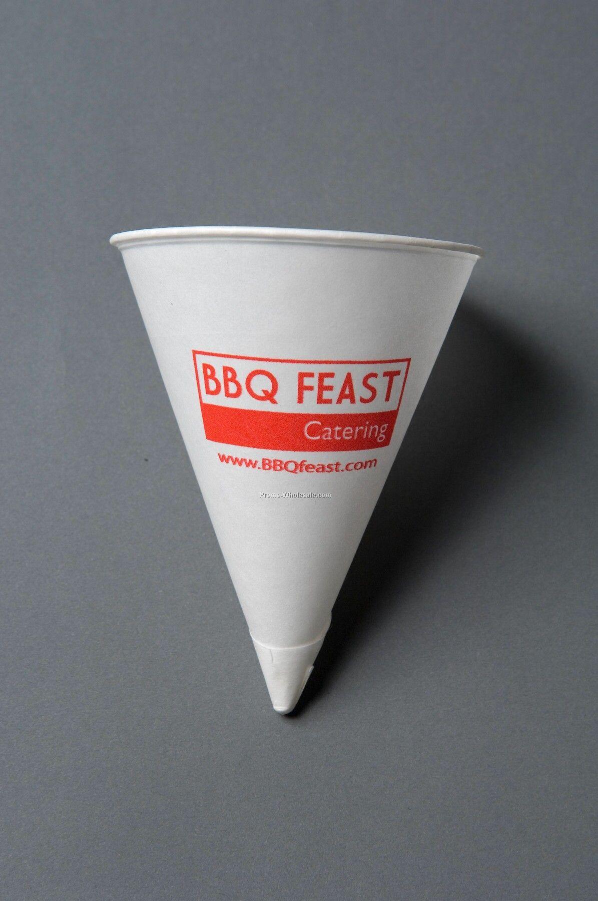 6oz Paper Cone