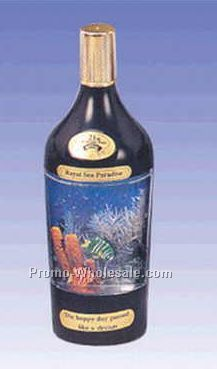 Bottle Shaped Aquarium (Screened)