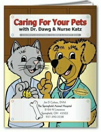 Caring For Your Pets (Action Pak)