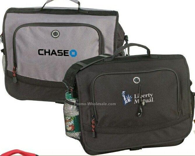 Dual Accessory Briefcase