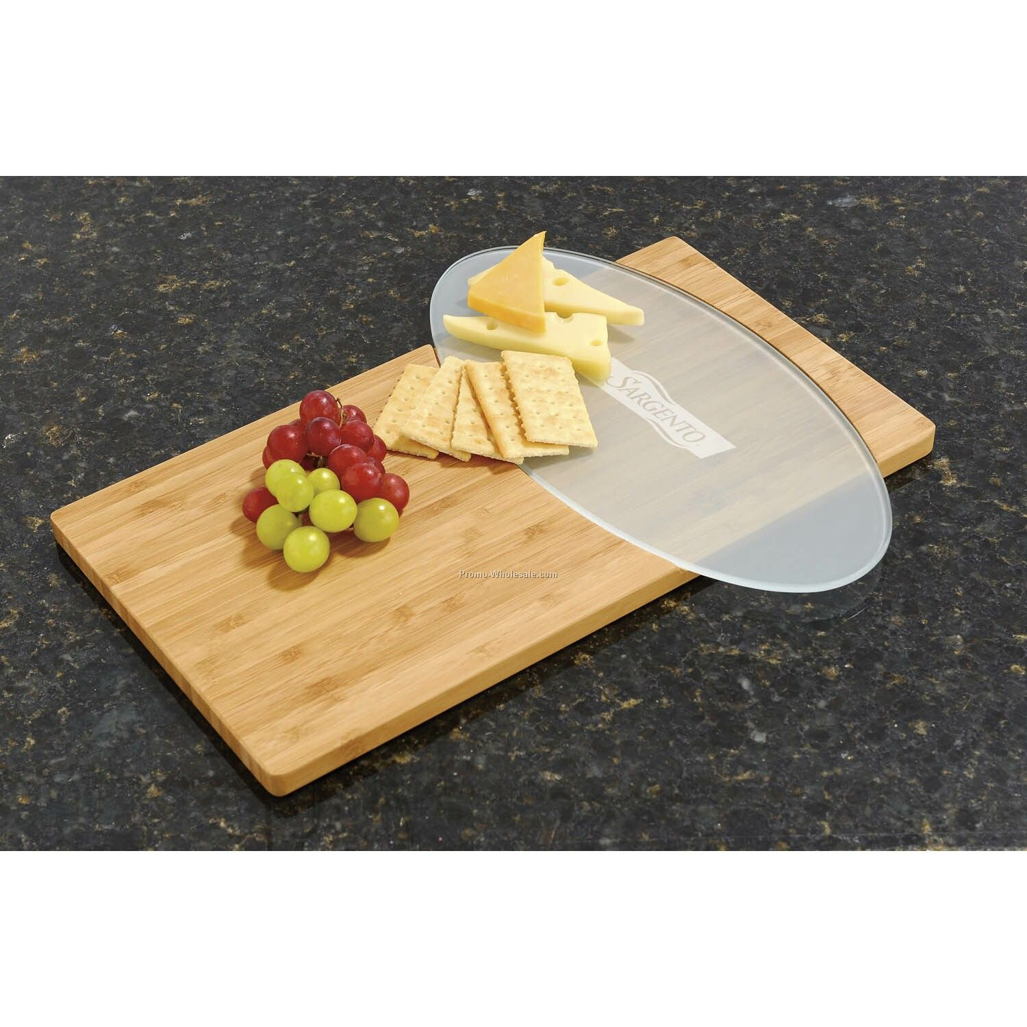 Formaggi Bamboo Serving Board