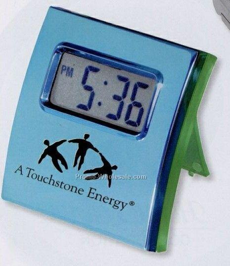 Heavy Metal Contempo Alarm Clock (Standard Shipping)