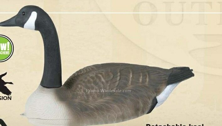 Magnum Guide Series Goose Floater Decoy W/ Water Keel