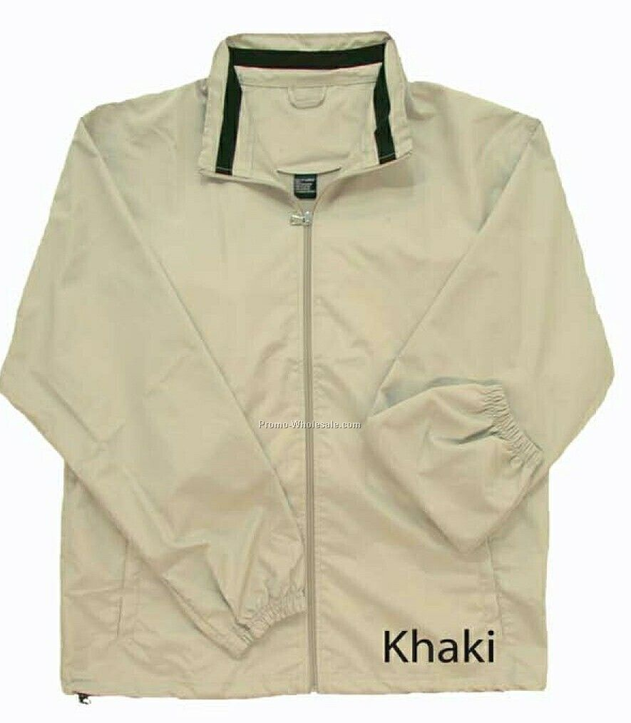 Microfiber Windbreaker Jacket (S-xl)