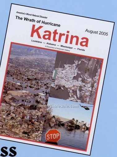 Natural Disaster Book (Wrath Of Hurricane Katrina)