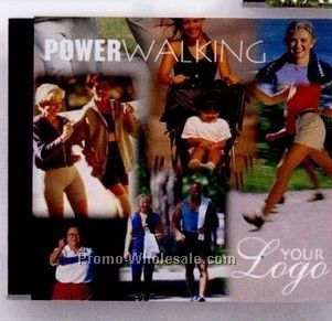 Powerwalking Music CD