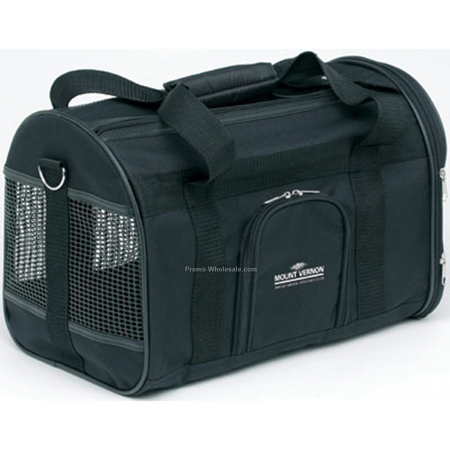 Ruff Ready Heavy Duty Pet Carrier (Imprinted)