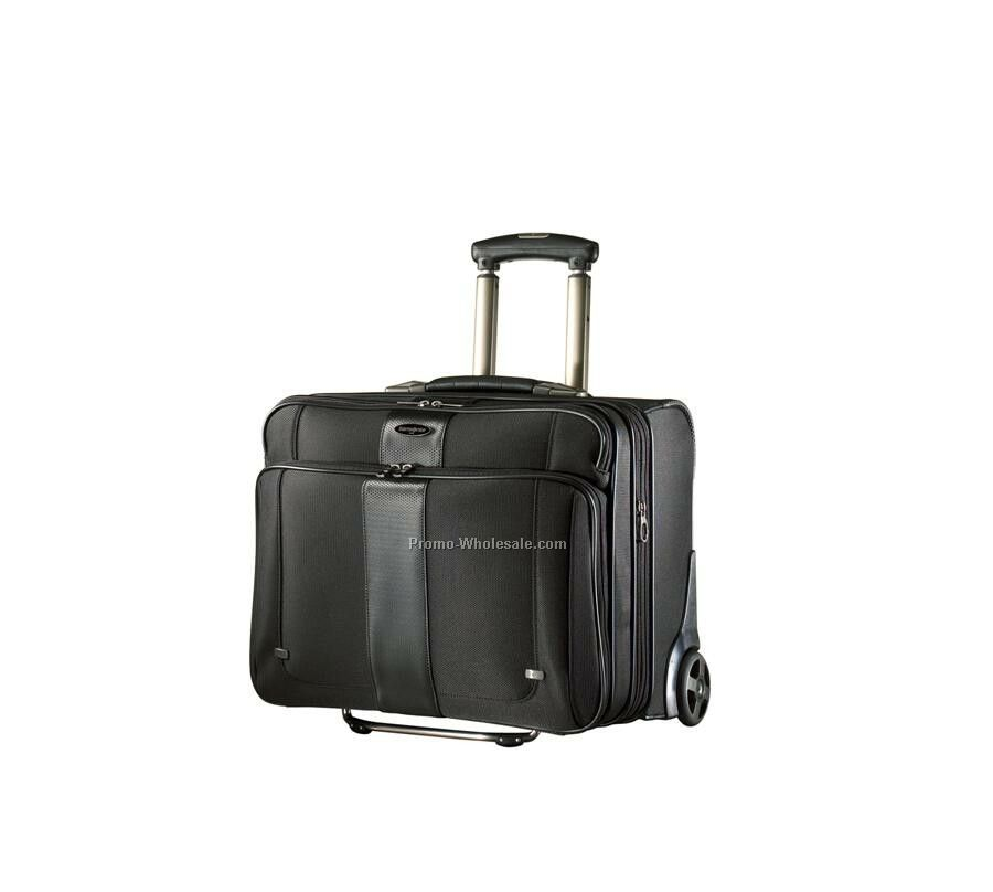 Samsonite Quadrion Rolling Tote Luggage