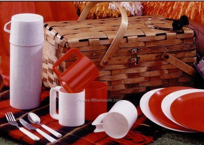 Tailgate Time Basket