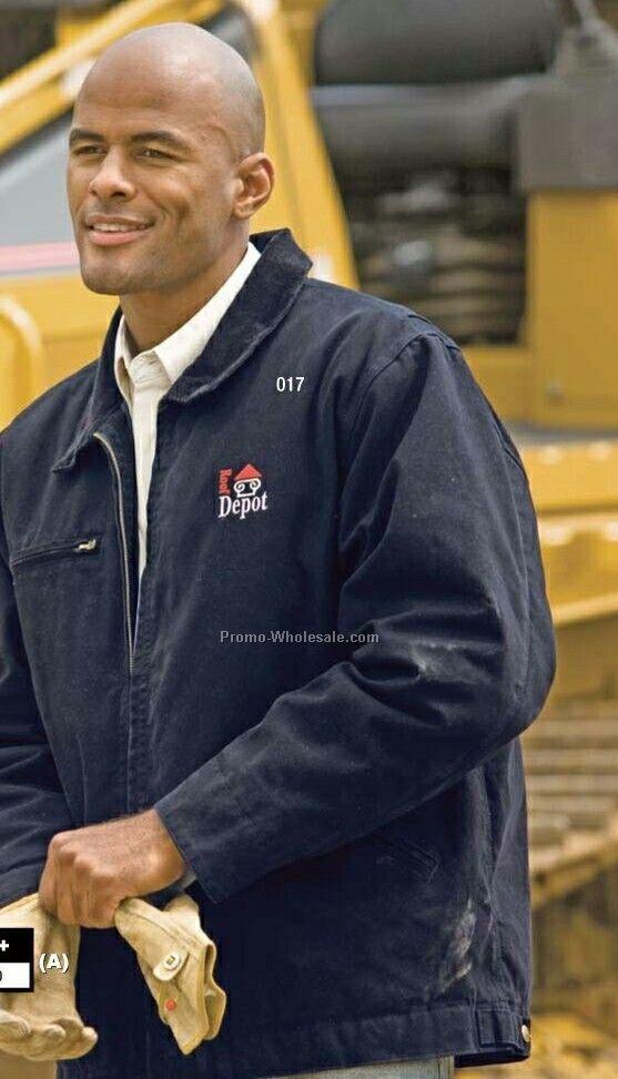 Tradesman Cotton Canvas Jacket (5xl)