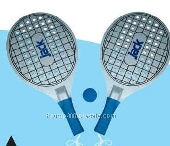 Two In-one Paddle Ball Set/ Game