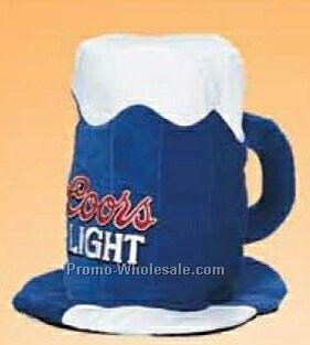 Velvet Beer Stein Hat (One Size Fit Most)