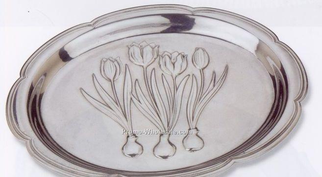 Williamsburg Palace Garden Serveware Platter