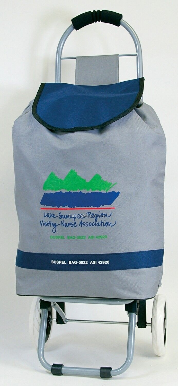 Xl Volume Shopping Trolley Bag