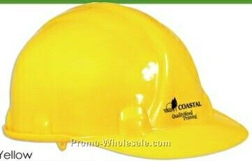 Yellow Construction Hard Hats